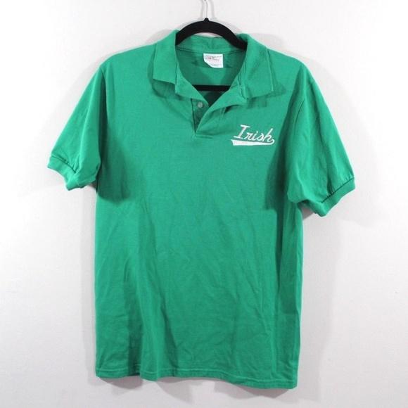 7773e0490 Hanes Shirts | Vintage 80s Stedman Mens M Golf Polo Shirt | Poshmark